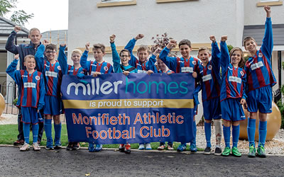 Monifieth Athletic 2005