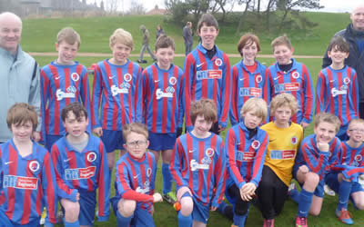 Monifieth Athletic 2001