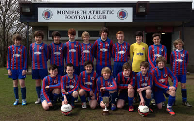 Monifieth Athletic 1999
